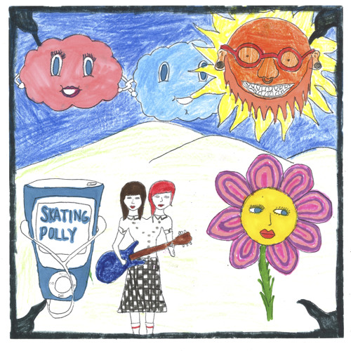 """Kick - Skating Polly (""""Lost Wonderfuls"""" LP)"""