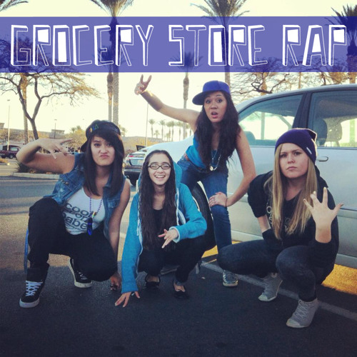 GROCERY STORE RAP COVER