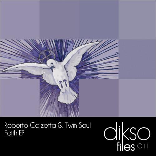 DIKSOF 011 - Roberto Calzetta & Twin Soul - Terra Cutter [Snippet]