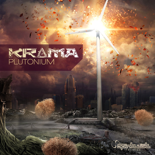 Krama - Plutonium EP - Preview - Out @ Beatport