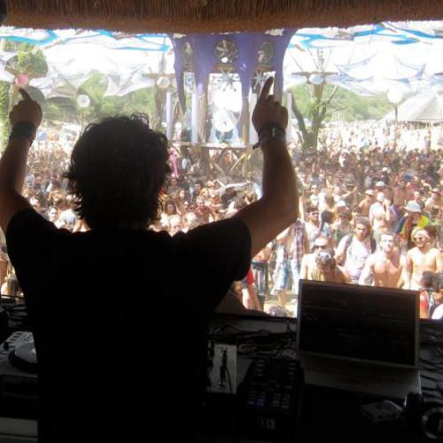 Brian Sentient - Ozora Festival 2012