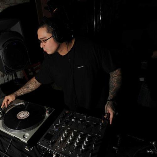 m50 + DJ Spider @ etc, WNUR 2011.09.16