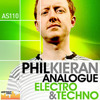 Phil Kieran - Analogue, Electro & Techno mp3