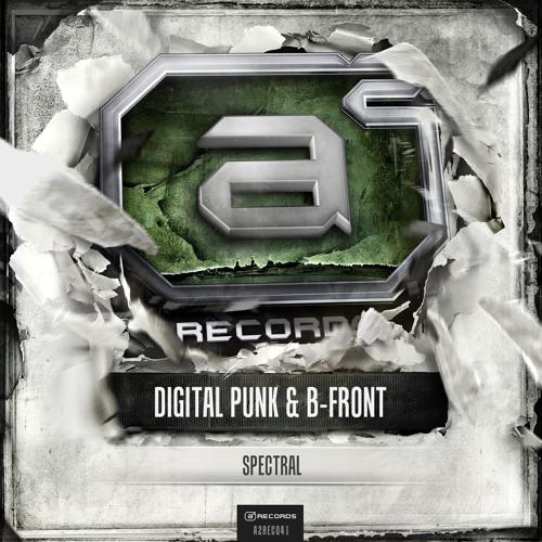 Digital Punk & B-Front - Spectral  (#A2REC041)