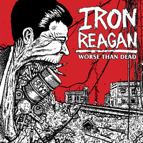 IRON REAGAN Snake Chopper