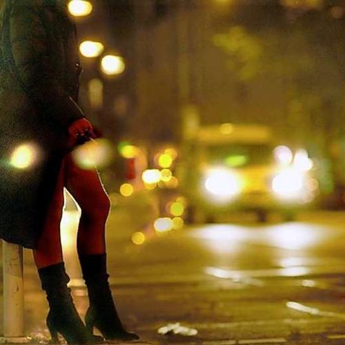 La prostitution dans la Kurfürstenstraße à Berlin. © Maienschein/Casimir/Schilling, 2013
