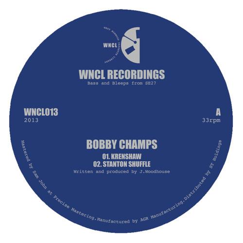 Bobby Champs - Krenshaw EP - WNCL013