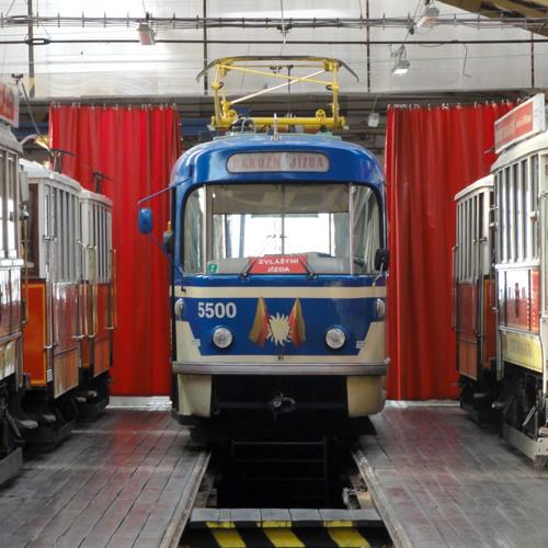 Tramvaj T3 30ips