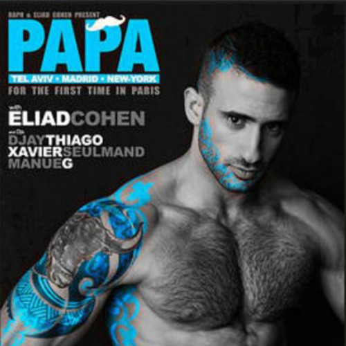 DJ THIAGO presents PAPA PARIS