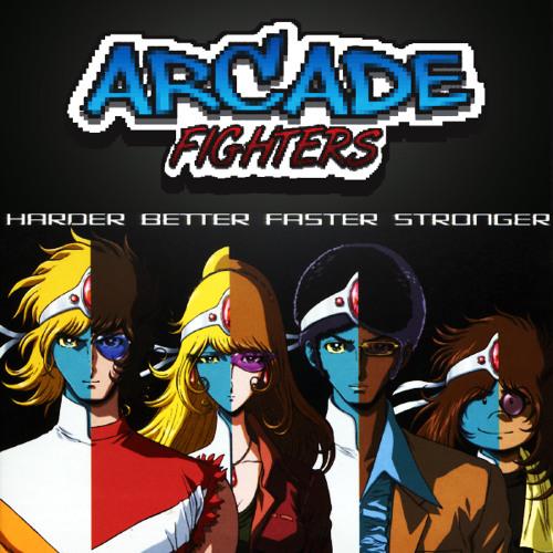 Daft Punk - Harder, Better, Faster, Stronger (Da Chip 8 Bit Arcade Fighters Mashup)