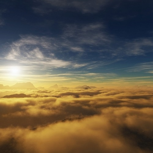Lam-Scape - Above The Clouds