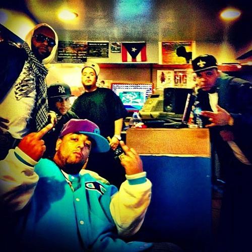 Doe Frazier Ft. Bad Lungz & Z Nuff Starr - 1 Train Freestyle