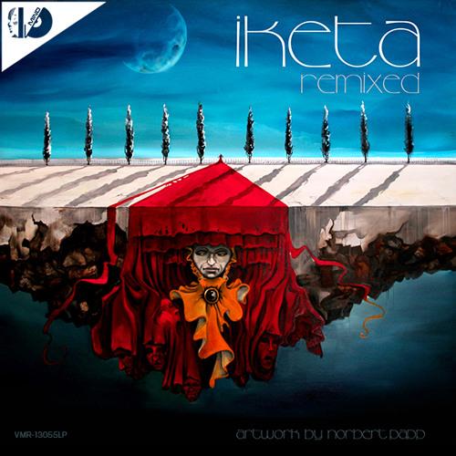 """VMR-13057 Iketa """"Burn"""" (Max Cooper Remix)"""
