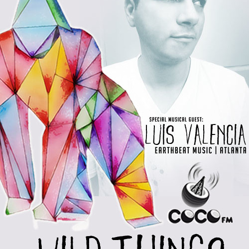 Luis Valencia Live Mix for CocoFM - 19 January 2013