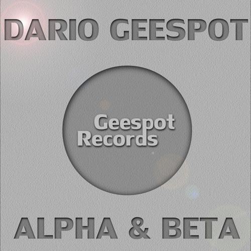 Dario Geespot - Alpha & Beta EP
