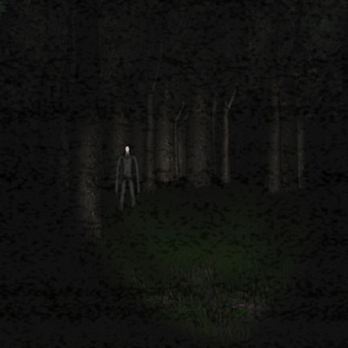The Slender is coming for YOU!
