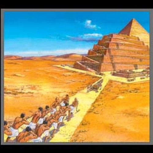 They Are Building A Pyramid - Soundtrack Instrumental - HQ - [prod by tibo]