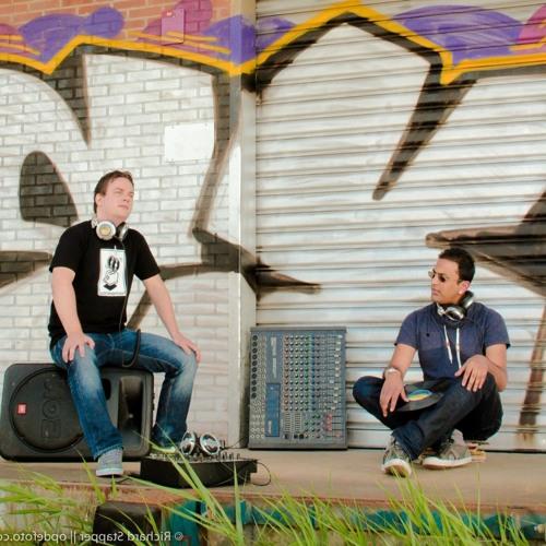 Gui Romijn & Vikash Chedoe @ Lokale Helden GLOW in Poema 26-01-2013