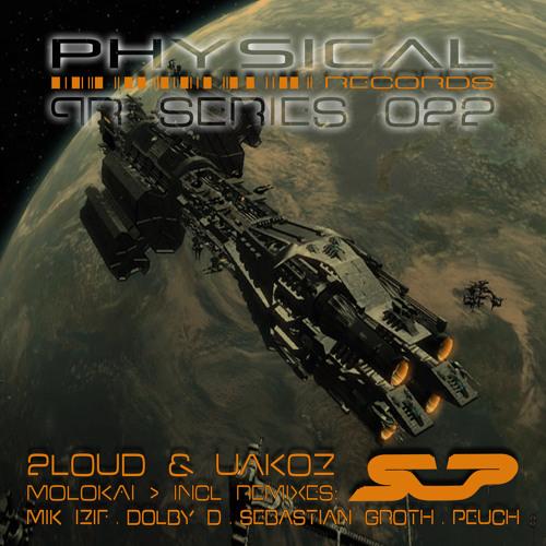 2Loud, Uakoz - Molokai (peuch remix) [ Physical records ]