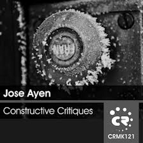 Jose Ayén-Constructive Critiques(Original Mix)