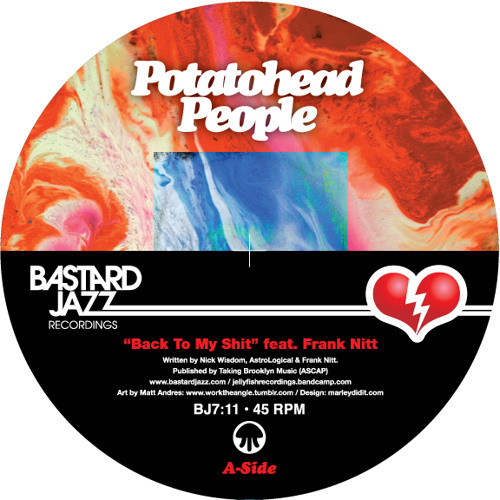 Potatohead People - Love Hz