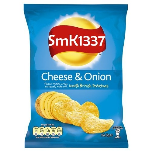 SmK1337 - Cheese and Onion [LAD Publishing & Records]