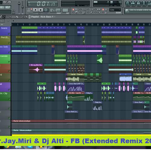 Mr.Jay.Miri & Dj Alti - FB (Extended Remix 2013)