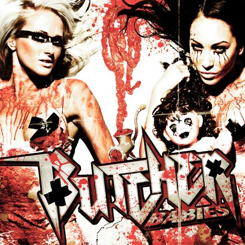 Butcher Babies - National Bloody Anthem (Chad Vicious Remix)