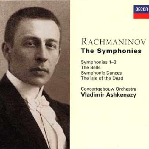 Rachmaninov - Symphony No. 2 in E minor, Op.27- 3rd Movement, Adagio.
