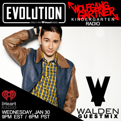 Walden Guest Mix - Wolfgang Gartner 'Kidergarten Radio' on iHeartRadio