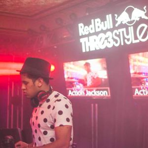 2013 Red Bull Thre3style Set (Live)
