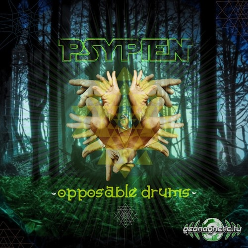 """Opposable Drums - OUT NOW on """"Opposable Drums"""" EP (Geomagnetic Rec's)"""