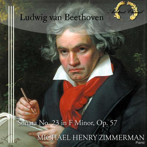 Beethoven Sonata No 23 Op 57 - III. Allegro ma non troppo - Presto