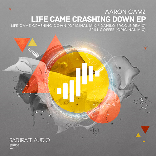 Aaron Camz - Spilt Coffee [Saturate Audio]