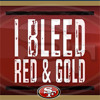 """49er Anthem - """"I Bleed Red & Gold"""" by B-A-C"""