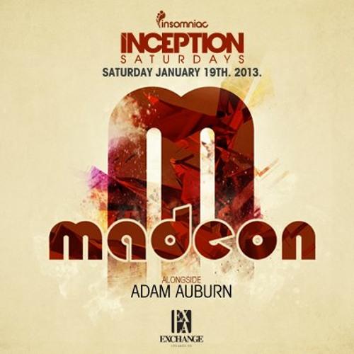 Adam Auburn alongside Madeon (CLOSING SET) | Insomniac pres Inception @ Exchange