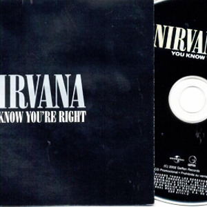 Nirvana - You Know You're Right [With Lyrics] [Full HD 1080p]