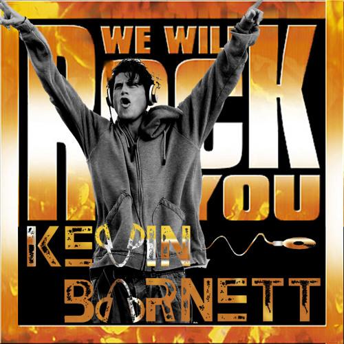 Kevin Barnett - We Will Rock 2013 (Live vs. Ableton vs. Aspen Set)