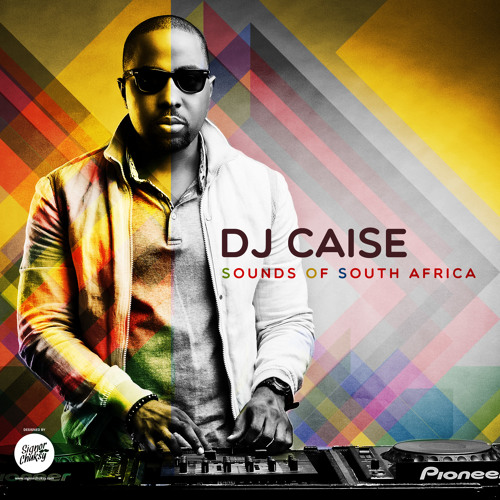 DJ Caise - (Sounds Of SouthAfrica)  S.O.S mix Vol 1 + Track list
