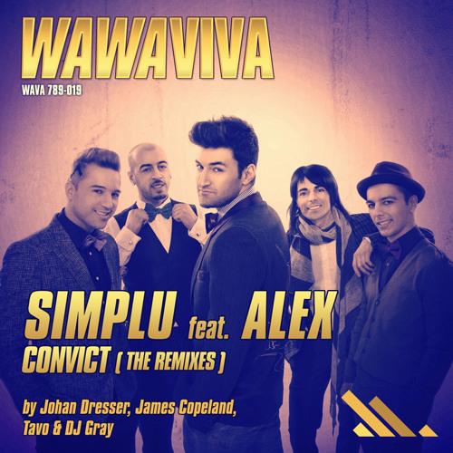 Simplu feat. Alex - Convict (Johan Dresser Remix)