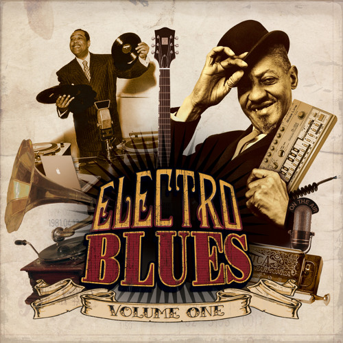 Electro-Blues Vol.1 - CD1 - Minimix **FREE DL**