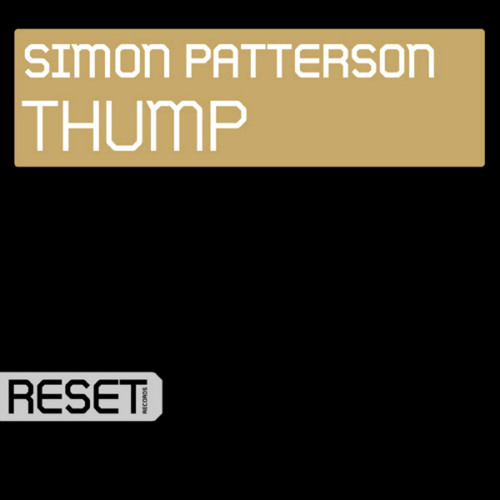 Simon Patterson - Thump