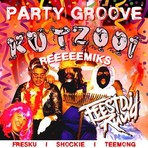 Kutzooi - Party Groove (FeestDJRuud's EFM rmx)