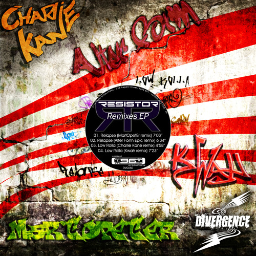 Resistor - Low Rolla (Charlie Kane Remix) [Divergence] OUT NOW