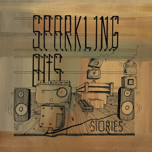 Sparkling Bits - Stories LP preview (Dforms rec.)