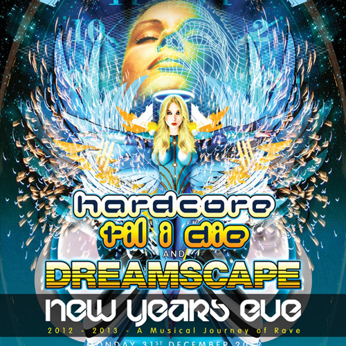 Mark Breeze & MC Static - HTID NYE 2012/13 Que Club, Birmingham (FULL SET)