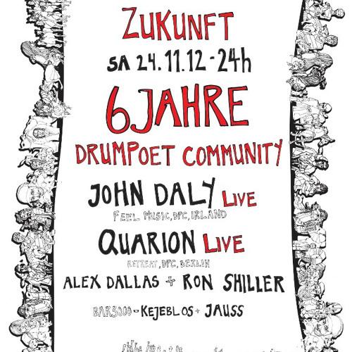 Live with TR-909 & Moog Minitaur @ Zukunft (snippet)