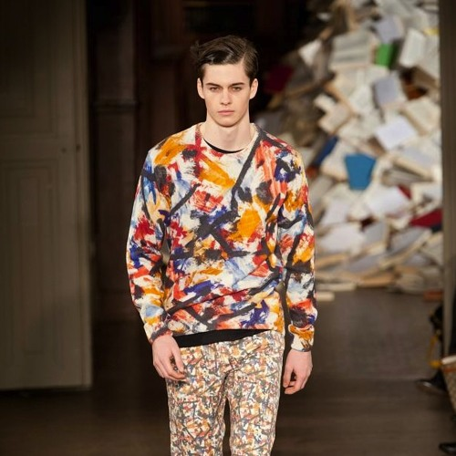 Melinda Gloss AW13 Menswear Soundtrack