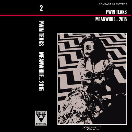 (6 min album sampler) PWIN 山 TEAKS - Meanwhile 2015 - Journey inside the brain of the black lodge