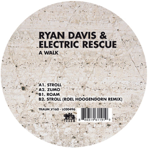 Ryan Davis & Electric Rescue - Stroll - Traum 160 - preview